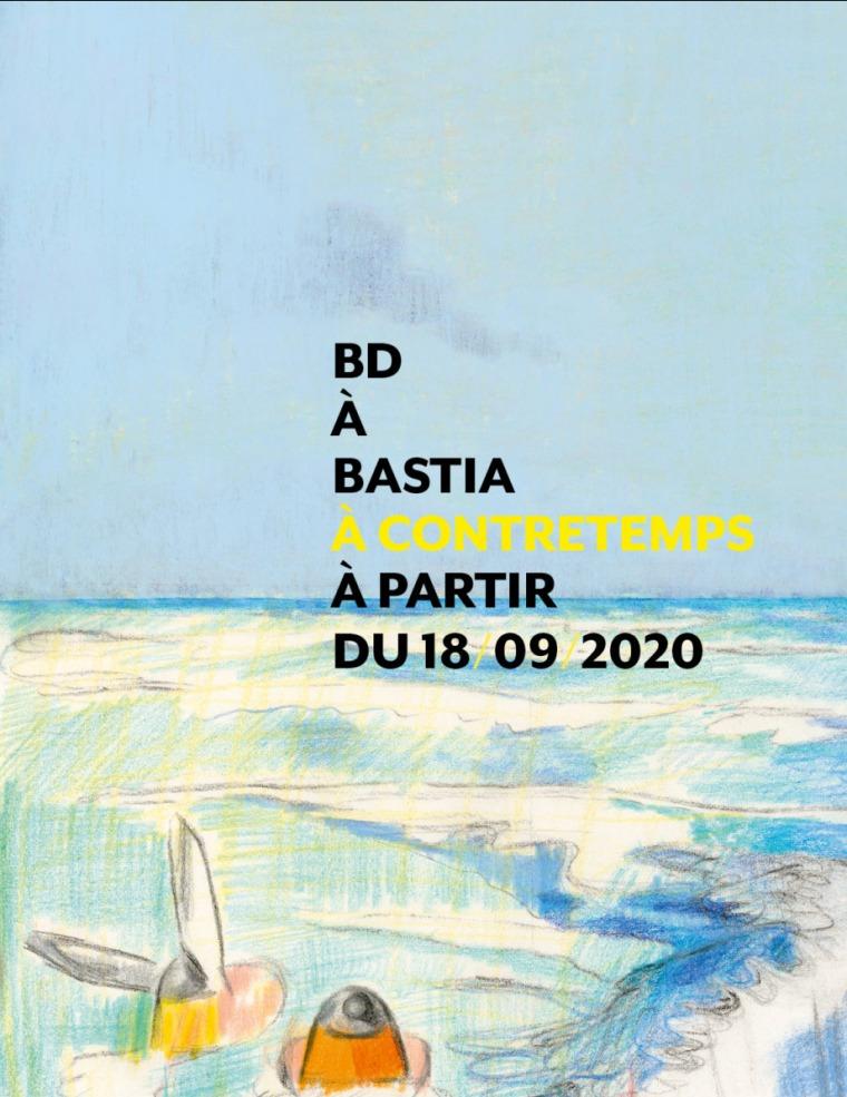Rencontres de la Bande Dessinée et de l'Illustration BD à Bastia